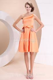 orange junior bridesmaid dresses image collections braidsmaid