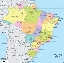 Parana River Map Brazil General Infrastructure Thread Skyscrapercity