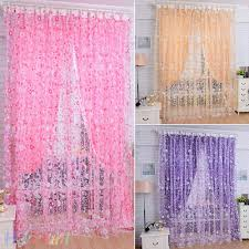 livingroom windows new floral bedroom livingroom windows scarf sheer floral curtain