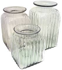 clear glass canisters for kitchen blown glass canisters collection kitchen canister