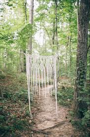 wedding backdrop rustic macramé wedding backdrop macrame curtain boho wedding