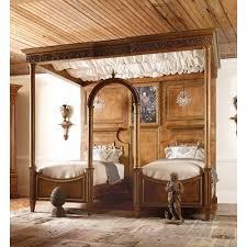 wholesale interiors baxton studio maria queen canopy bed u0026 reviews