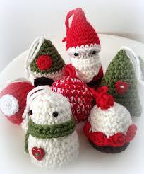 lady crochet amigurumis de navidad xmas amigurumis