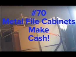 scrap metal filing cabinet 70 hustling with metal recycling metal file cabinets make cash