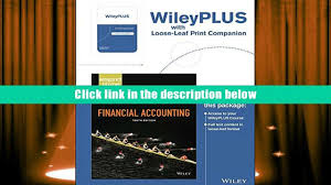 read online financial accounting 10th edition wileyplus