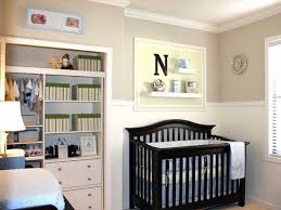 neutral baby nursery themes