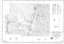 New Mexico State Map by The Northern New Mexico Telecommunications Advocacy Group T A G