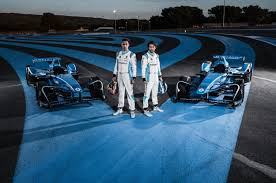 renault alliance blue renault e dams season 4 2017 2018 the alliance renault