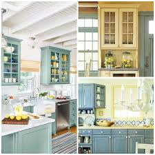 kitchen color ideas yellow stay mellow four shades of yellow kitchens