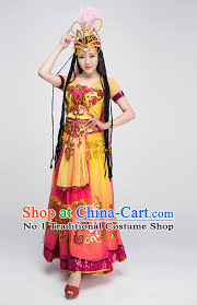 Chinese Costume Halloween China Kids Dance Costumes Ballerina Costume Burlesque Costumes