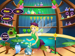 fairy flower girls games android apps on google play