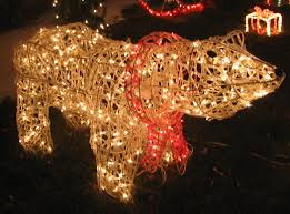 Lighted Outdoor Christmas Displays by Best Christmas Lights Displays In Colorado Springs Outdoor
