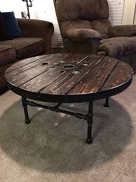 Pipe Coffee Table by Best 25 Pipe Furniture Ideas On Pinterest Plumbing Pipe Shelves