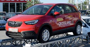 opel india opel crossland x wikipedia