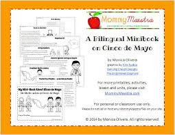 mommy maestra printables on the real history behind cinco de mayo