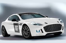 aston martin rapide s the hydrogen aston rapide races at nurburgring evo
