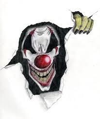 19 best clown mara evil clown images on pinterest evil clowns