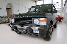 land rover discovery classic 1995 range rover classic ardennes green classic throttle shop
