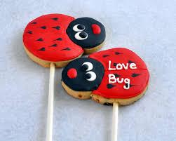 ladybug cookies beki cook s cake you re my bug cookies