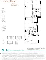 Antilla Floor Plan by Canyon Ranch South Marika Hartman