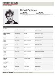 Sample Of Acting Resume by 32 Brilliant Celebrity And Celebrity Wannabe Actors U0027 Resumes Blog