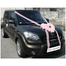 kit deco voiture mariage déco voiture de mariage coeur