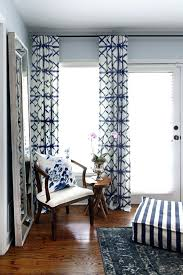 Blue Ikat Curtain Panels Choosing Blue Ikat Curtain Panels For House Small Home Ideas