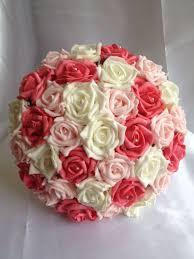 Wedding Flowers Pink Brides Bouquets