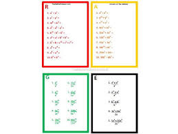 algebra tiles template by alexscotney teaching resources tes