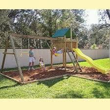 Plans For Outdoor Furniture by Best 25 Swing Set Kits Ideas On Pinterest Children U0027s Swing Set