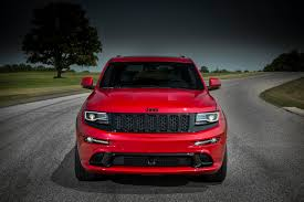srt jeep 2014 2015 jeep grand cherokee srt adds 5hp red vapor special edition