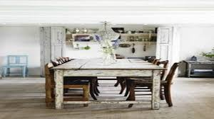 Shabby Chic Dining Room Find This Pin And More On Spring Cottage 50 Shabby Chic Farmhouse