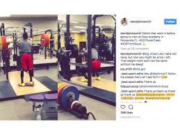 how arizona cardinals u0027 david johnson trains to be nfl u0027s strongest