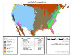 Appalachian Mountains Canada Map by Physiographic Mapping U2013 J Wall X