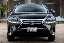 lexus suv nx 2017 price 2017 lexus nx 300h our review cars com