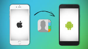 iphone to android transfer how to transfer contacts from iphone to android technobezz