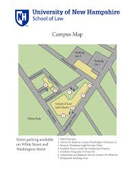 Colby College Campus Map Franklin Pierce Campus Map Image Gallery Hcpr