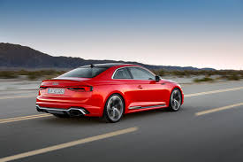 2018 audi rs5 coupe will be available in the uk this summer