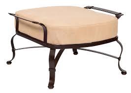 furniture circle glass mini table with black iron woodard wrought