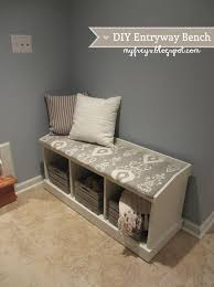 Free Indoor Wooden Bench Plans by Best 25 Entryway Bench Storage Ideas On Pinterest Entry Storage