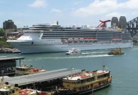 sydney harbour cruises cruise ships to cut sulfur emissions in sydney harbour world