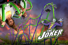 Six Flags Connecticut Six Flags Great America Announces New U0027the Joker U0027 Ride For 2017