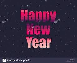 futuristic style happy new year in 80 u0027s retro style text in the futuristic style