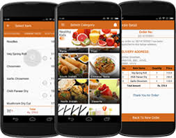 application android cuisine food ordering app demo for android iphone windows by