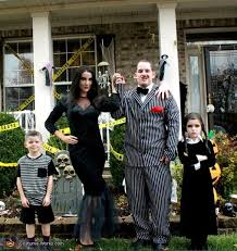Addams Family Costumes Halloween 20 Addams Family Costumes Ideas Addams Family