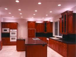cherry kitchen cabinets with granite countertops big kitchen