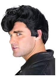 grease danny wig hair wig long