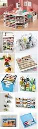 Diy Craft Desk With Storage by Top 25 Best Craft Room Desk Ideas On Pinterest Sewing Desk