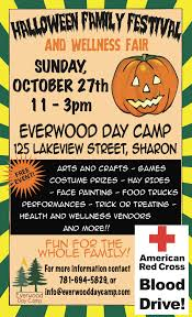 day 692 everwood day camp halloween family u0026 wellness festival in