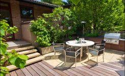 collection in backyard small deck ideas maxresdefault small yard